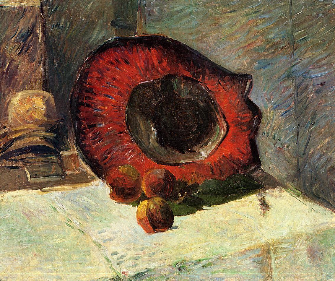 GauguinChapeaurouge