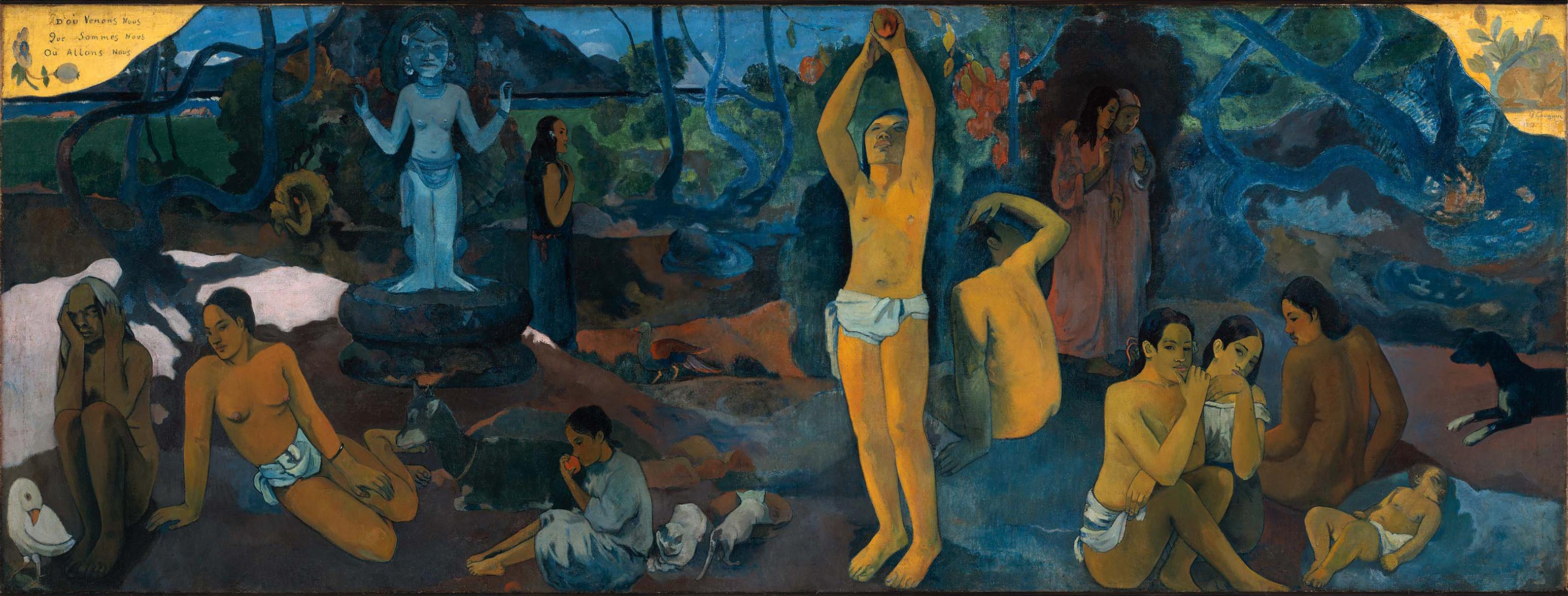 GauguinDouvenonsnous